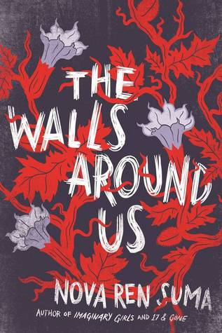 November's Teen Book Club pick is The Walls Around Us by Nova Ren Suma.