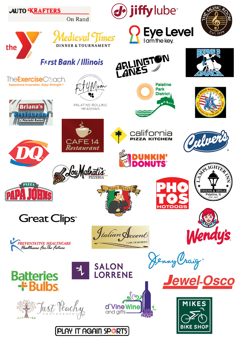 Show Your Card Business Logos