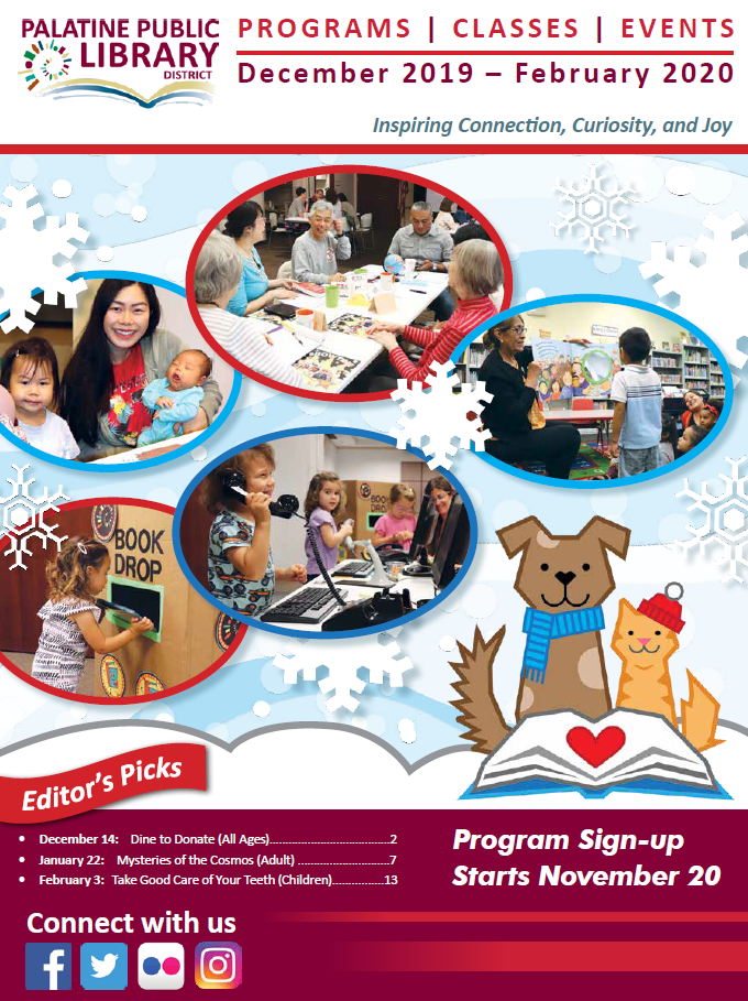 Winter Newsletter 2019 Cover