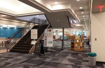 Main Floor Phase 3 Reno
