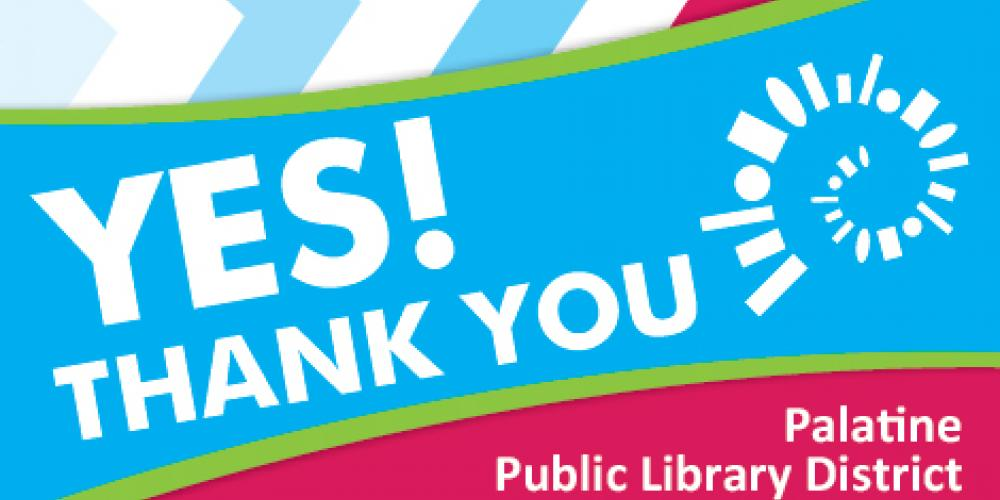 Library Referendum Thank You