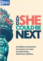 Cover image for And She Could Be Next