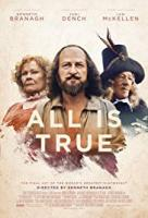 cover image of All is True
