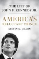 Cover image for America's Reluctant Prince