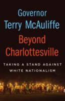 Cover image for Beyond Charlottesville
