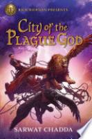 Cover image for City of the Plague God