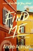 Cover image for Find Me