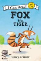 Cover image for Fox the Tiger