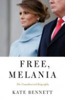 Cover image for Free, Melania