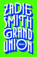 Cover image for Grand Union