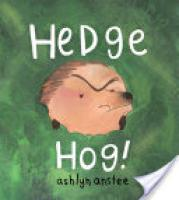 Cover image for Hedgehog