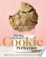 Cover image for Martha Stewart's Cookie Perfection