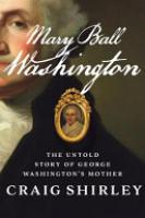 Cover image for Mary Ball Washington