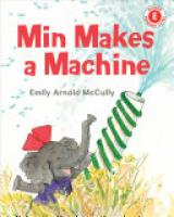 Cover image for Min Makes a Machine