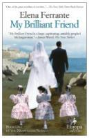 Cover image for My Brilliant Friend