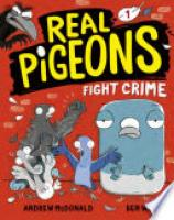 Cover image for Real Pigeons Fight Crime