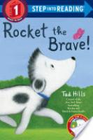 Cover image for Rocket the Brave!