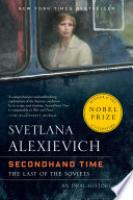 Cover image for Secondhand Time