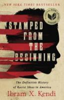 Cover image for Stamped from the Beginning
