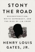 Cover image for Stony the Road