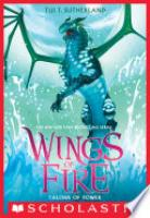 Cover image for Talons of Power (Wings of Fire, Book 9)