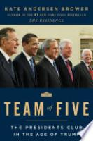 Cover image for Team of Five