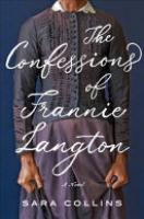 Cover image for The Confessions of Frannie Langton