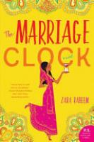 Cover image for The Marriage Clock