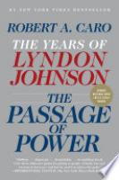 Cover image for The Passage of Power