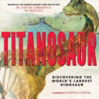 Cover image for The Titanosaur