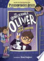 Cover image for The Unbelievable Oliver and the Four Jokers