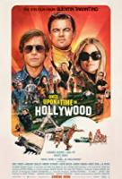 cover image Once Upon a Time in Hollywood