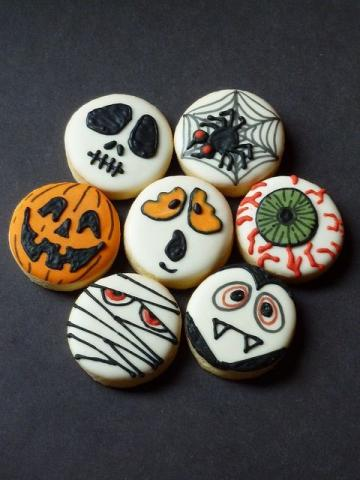 Teens are invited to participate in our Nailed It! Halloween Cookie Decorating Challenge.
